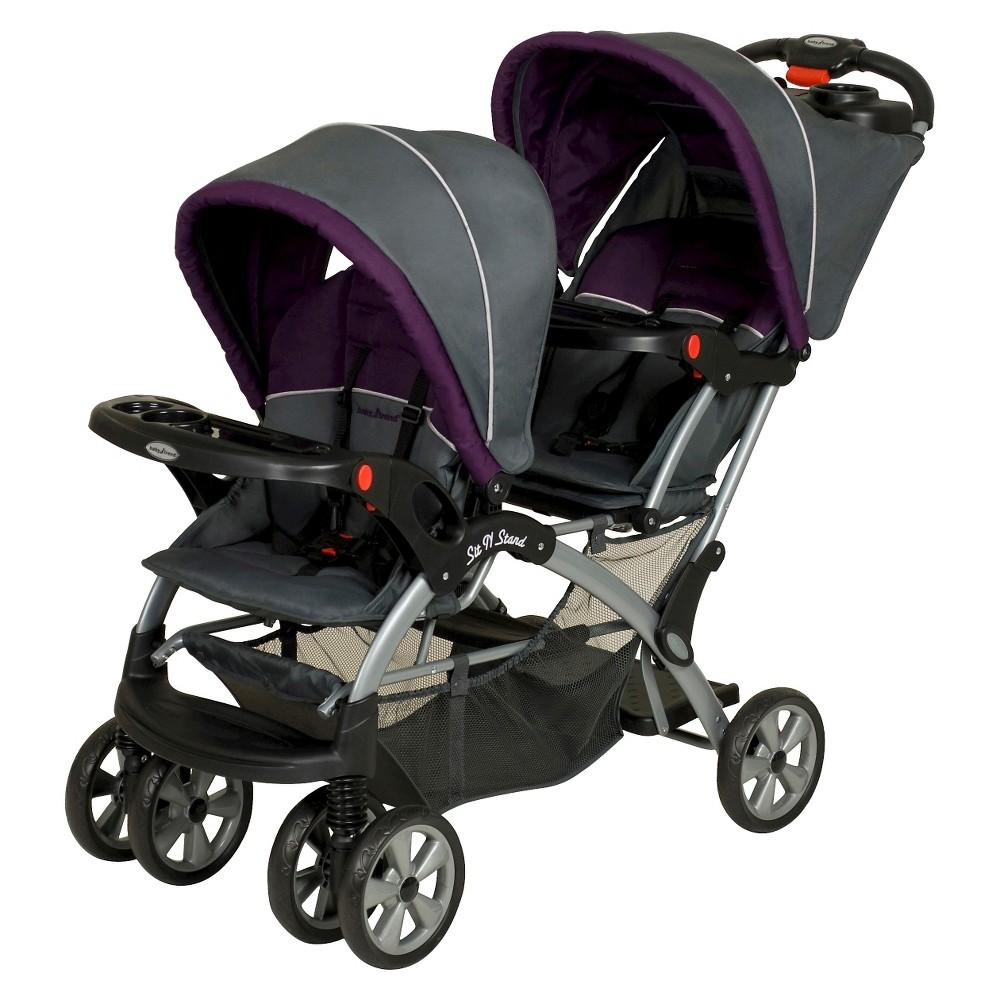 Baby Trend Sit N Stand Double Elixer Best baby
