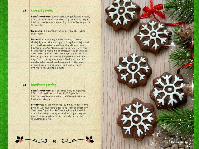 Babičkina vianočná kuchárka