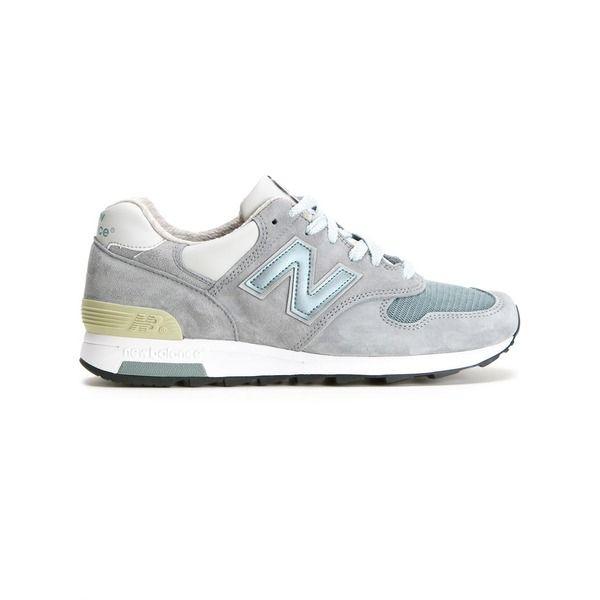 New Balance Sneakers mit Logo Patches, Herren, GröBe: 6.5