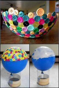 35 Button Crafts Crafts Crafts Diy Craft Projects