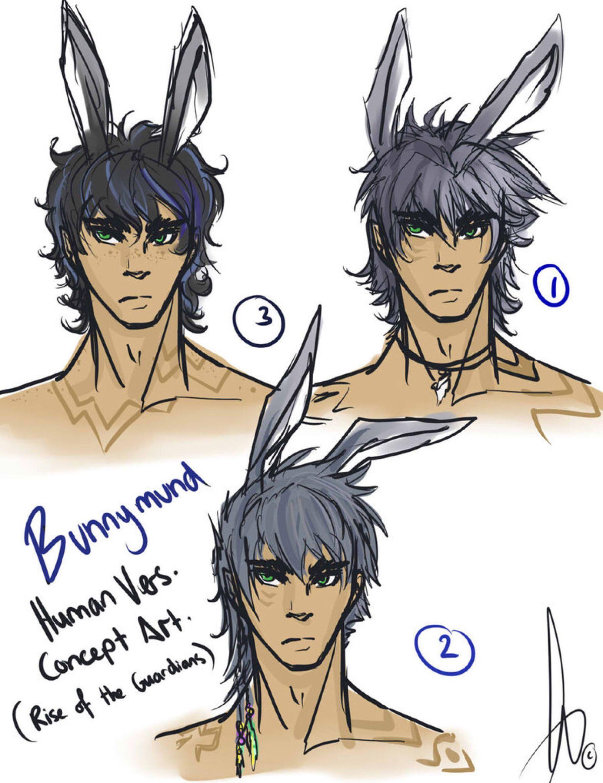 Bunnymund Human Concept Designs By Kt Exreplica On @Deviantart