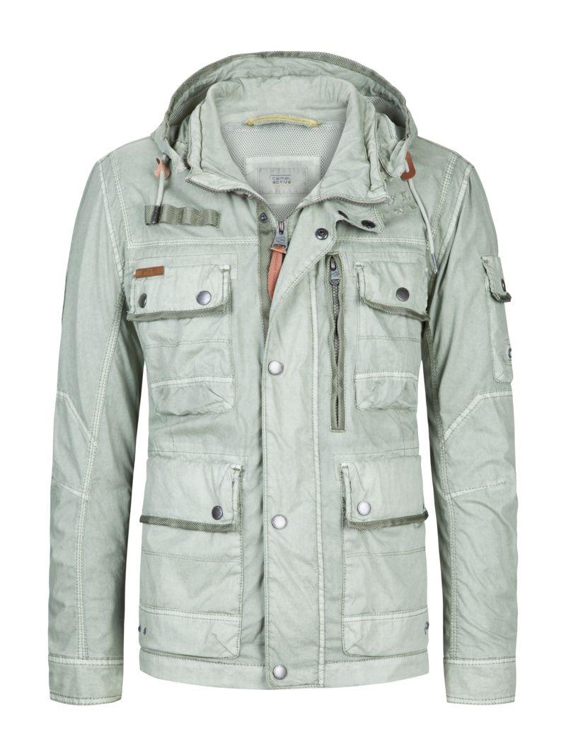 Pin Em Jacket