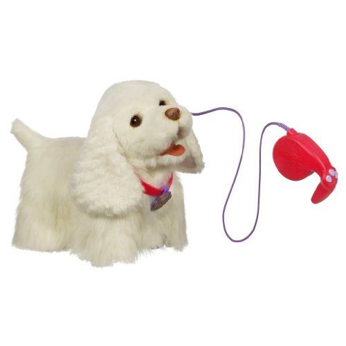 Toy Game Furreal Gogo My Walkin Pup With A Remote Control Leash So