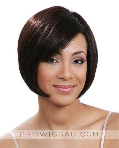 Natural Texture Bob Style Wig in 2019 | lace