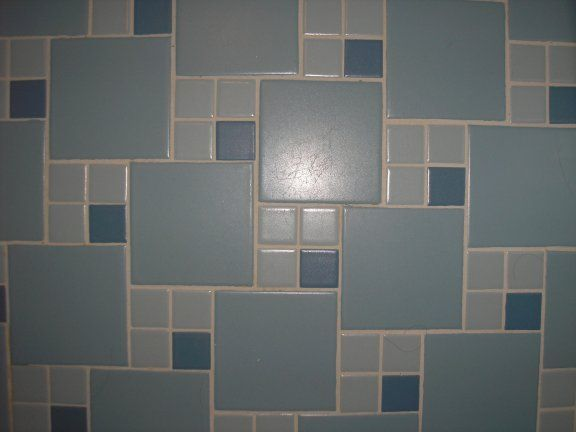 how to clean the grout on bathroom floor tiles from the 50s and 60s use