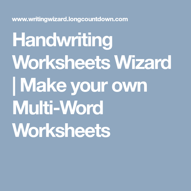 Handwriting Worksheet Generator Make Your Own With Worksheets Free furthermore  additionally Create Your Own Handwriting Worksheets Cursive Trace And Write besides Make Your Own Cursive Writing Worksheets Lowercase Handwriting in addition Handwriting Worksheets Wizard   Make your own Multi Word Worksheets in addition free make your own handwriting worksheets likewise Custom Handwriting Worksheet Your Own Custom Handwriting Worksheets furthermore How to Make Your Own Handwriting Worksheets   vLetter  Inc furthermore Create Your Own Handwriting Worksheets Recent ly Cursive Free besides Make Your Own Handwriting Sheets Cursive Writing Worksheet further Create Your Own Handwriting Worksheets D Nealian Handwriting furthermore  besides Handwriting Worksheet Maker S le Dotted Print besides Free Printable Handwriting Worksheets For Grade Cursive Writing Free also Make Your Own Cursive Handwriting Worksheets Worksheet Name Ha besides Create Your Own Handwriting Worksheets Create Your Own Handwriting. on make your own handwriting worksheets
