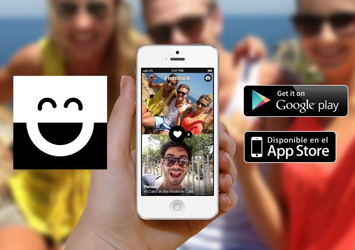 Frontback para iOS y Android, la app para sacar selfies dobles con las cámaras de tu smartphone  - http://enlistados.net/frontback-para-ios-y-android-la-app-para-sacar-selfies-dobles-con-las-camaras-de-tu-smartphone/