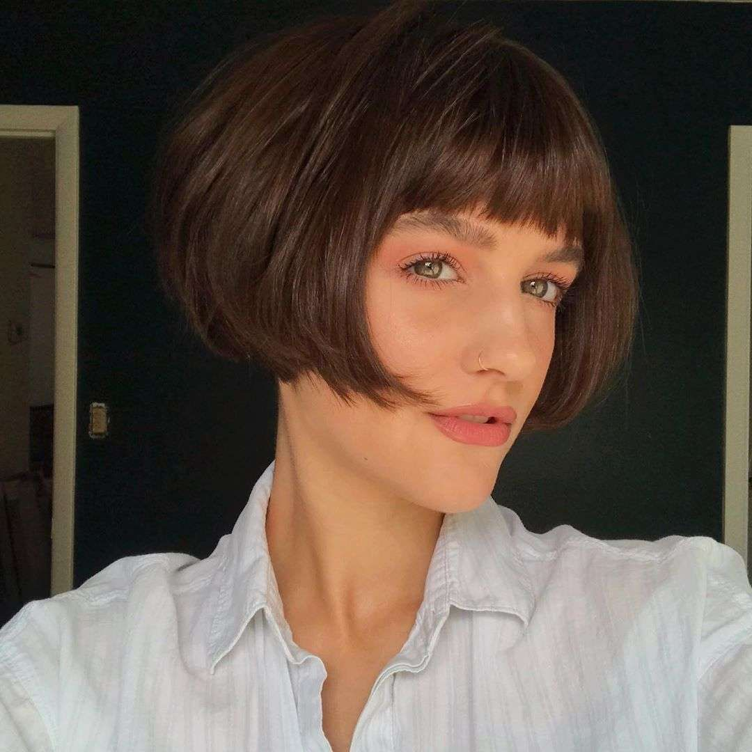 23+ French bob hairstyles 2019 inspirations