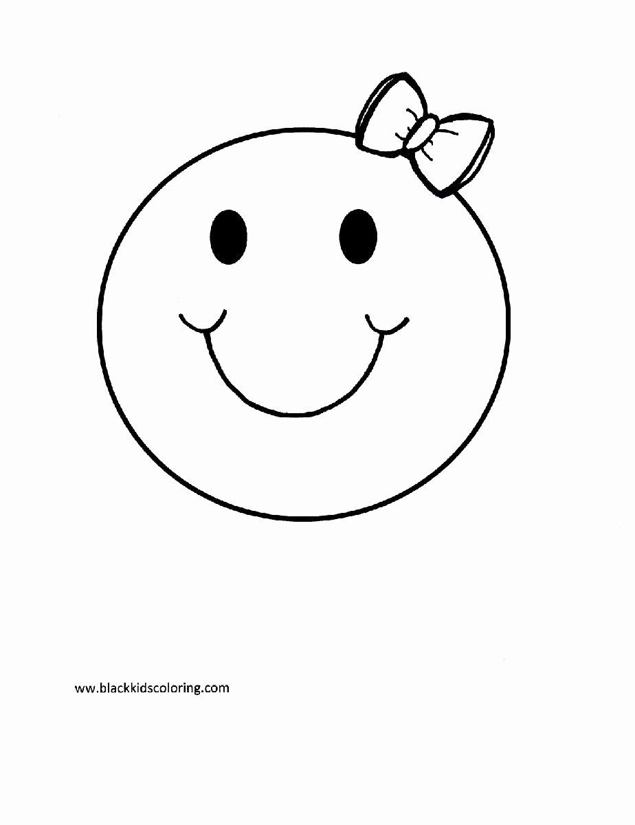 Happy Face Emoji Coloring Pages Face Stencils Coloring Pages