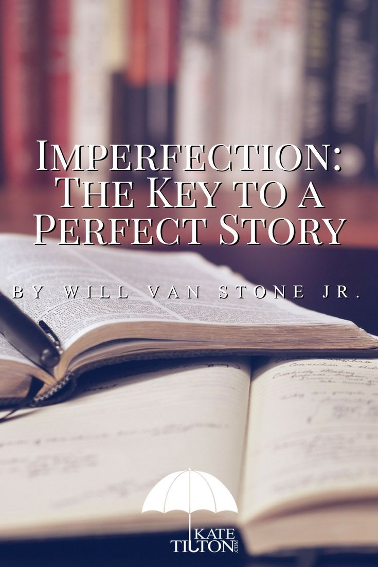Author Will Van Stone Jr shares what makes the perfect story in his latest article.