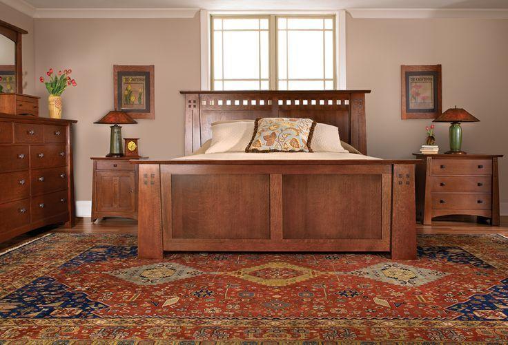 Stickley Highlands Bed Stickley Furniture Albany NY Stickley Interesting Bedroom Furniture Albany Ny