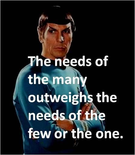 Spock Quotes Live Long And Prosper: Words Of Wisdom From Mr. Spock