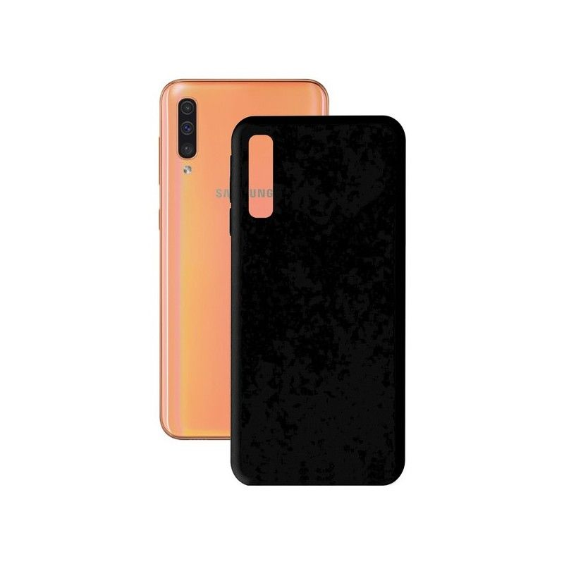 Mobile cover Samsung Galaxy A70 KSIX Soft Cover