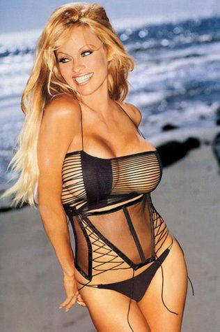 Bikini pamela anderson micro what excellent