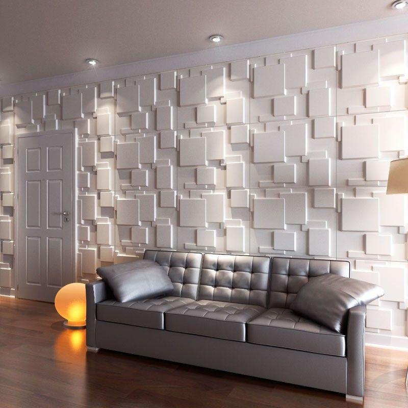 decoracion paredes de dormitorios con laminas 3d  Buscar con Google  decoracion de paredes