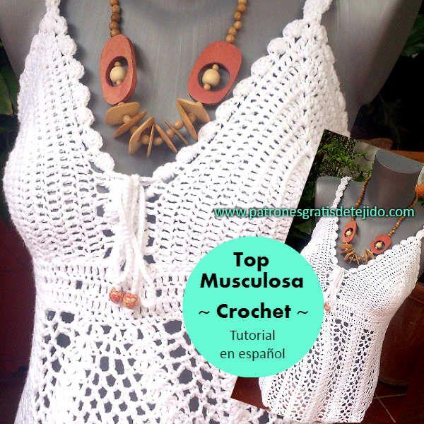 شرائح لحم التصالح تمايل Camiseta Crochet Mujer Psidiagnosticins Com