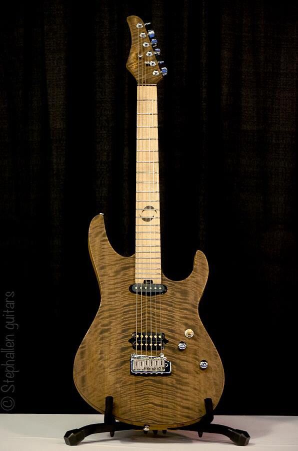 Stephallen Roadstar Guitar Roadstar Modern Rock Reverse