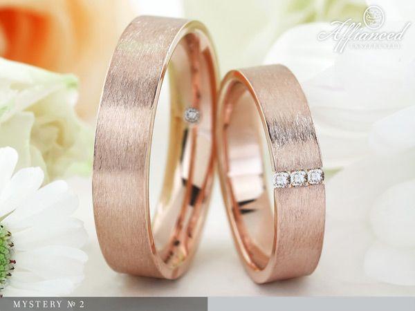 Mystery №2 – karikagyűrű pár