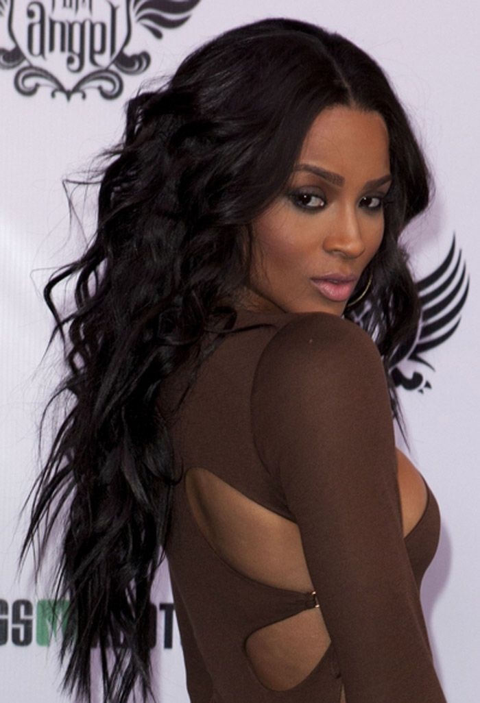 Long Black Hairstyles For Black Women ~ http://wowhairstyle.com ...