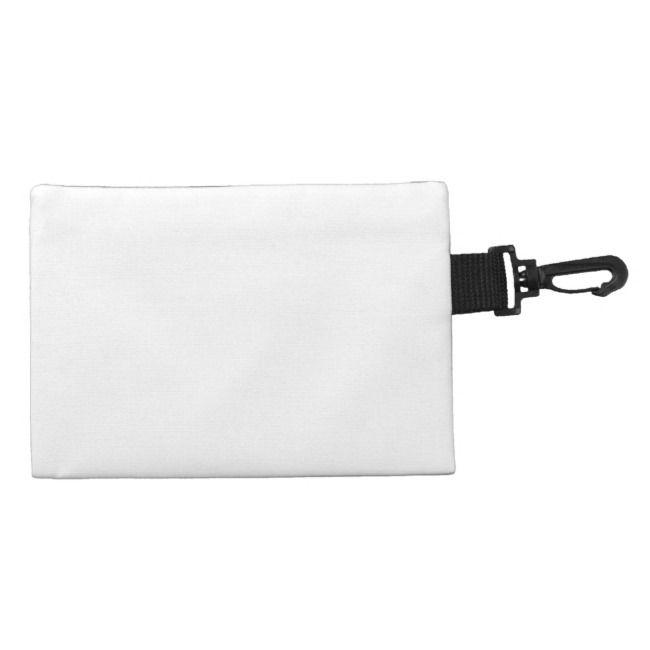 Clip-On Accessory Bag - Sweet Rebel | Zazzle.com #autumnfoliage