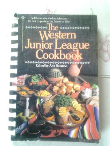 Vintage the western junior league cook book a delicious mix of vintage the western junior league cook book a delicious mix of ethnic influences the best recipes forumfinder Choice Image