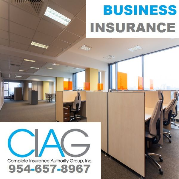 954) 657-8967 Business Insurance in Parkland FL: Get Insured by CIAG
