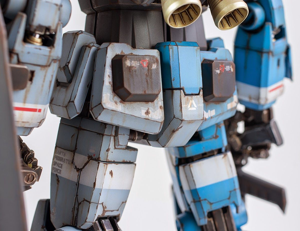 Gavin Lee Manners : Creations: PG 1/60 RX 78-2