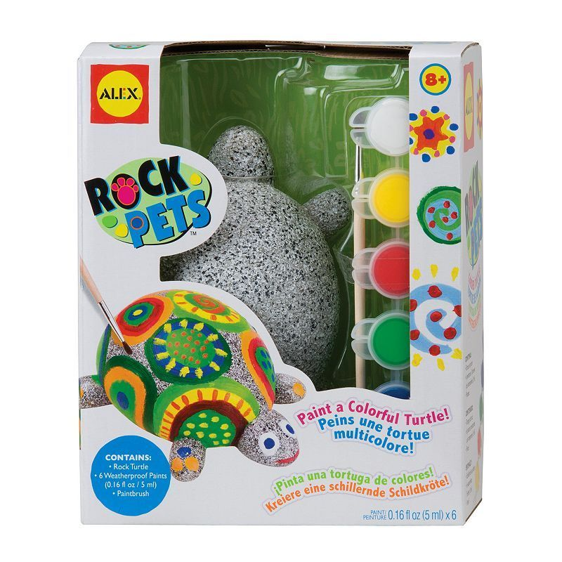 Alex Rock Pet Turtle Kit, Multicolor