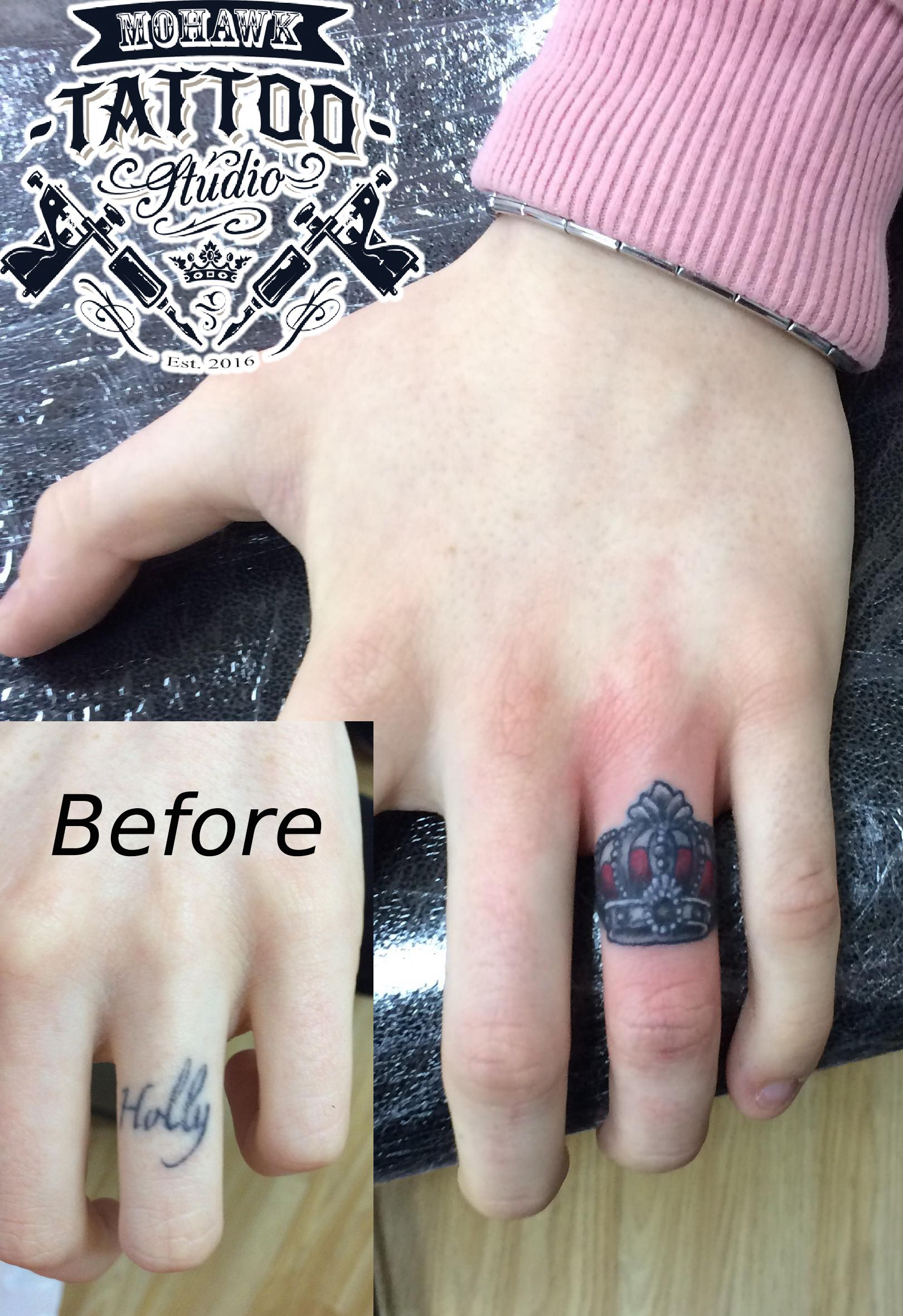 Finger Tattoo Cover Ups : finger, tattoo, cover, Tattoos