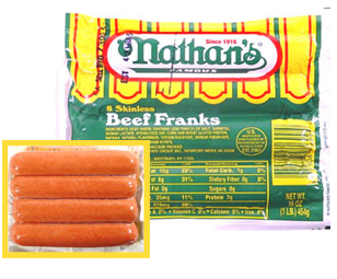 photo relating to Nathans Printable Coupons known as Nathans warm puppies are competent GF. The easiest acquire is at Sams