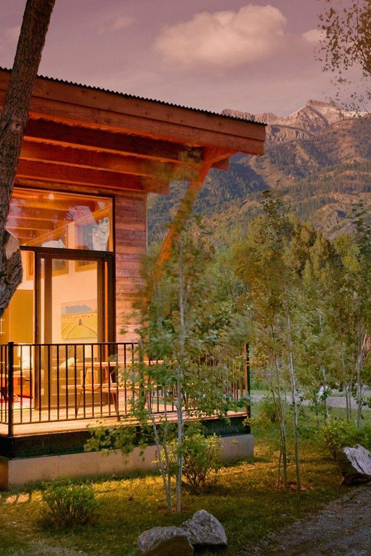 Fireside resort wilson wyoming home pinterest for Jackson hole cabin resort