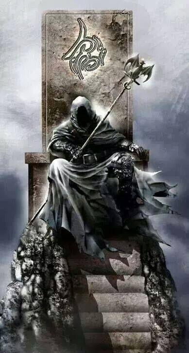 Morte, a maior invenção do criador.
