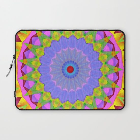 Buy polygon mandala Laptop Sleeve by haroulita. Worldwide shipping available at Society6.com. Just one of millions of high quality products available.