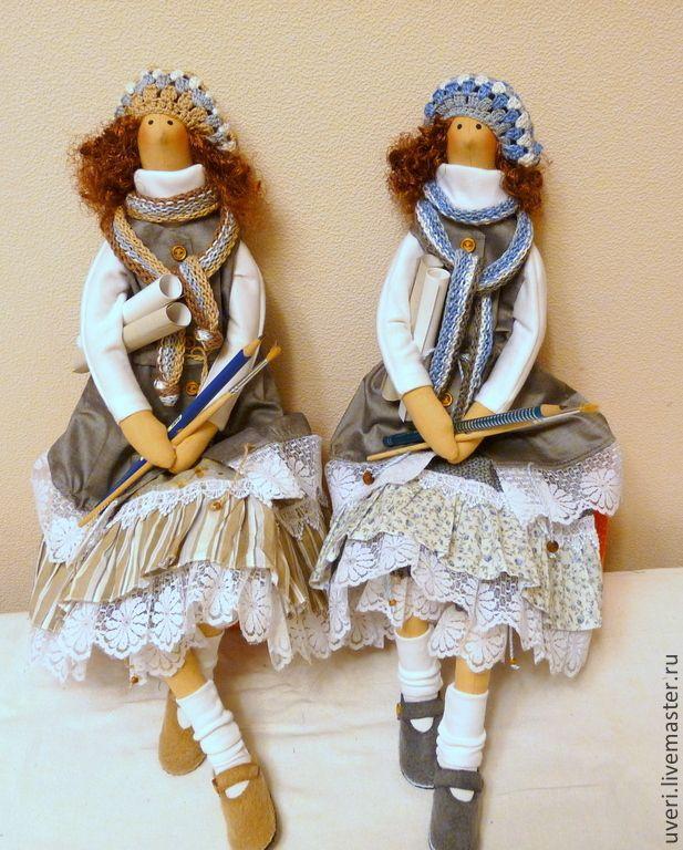 Кукла тильда Люся – купить или заказать в интернет ...