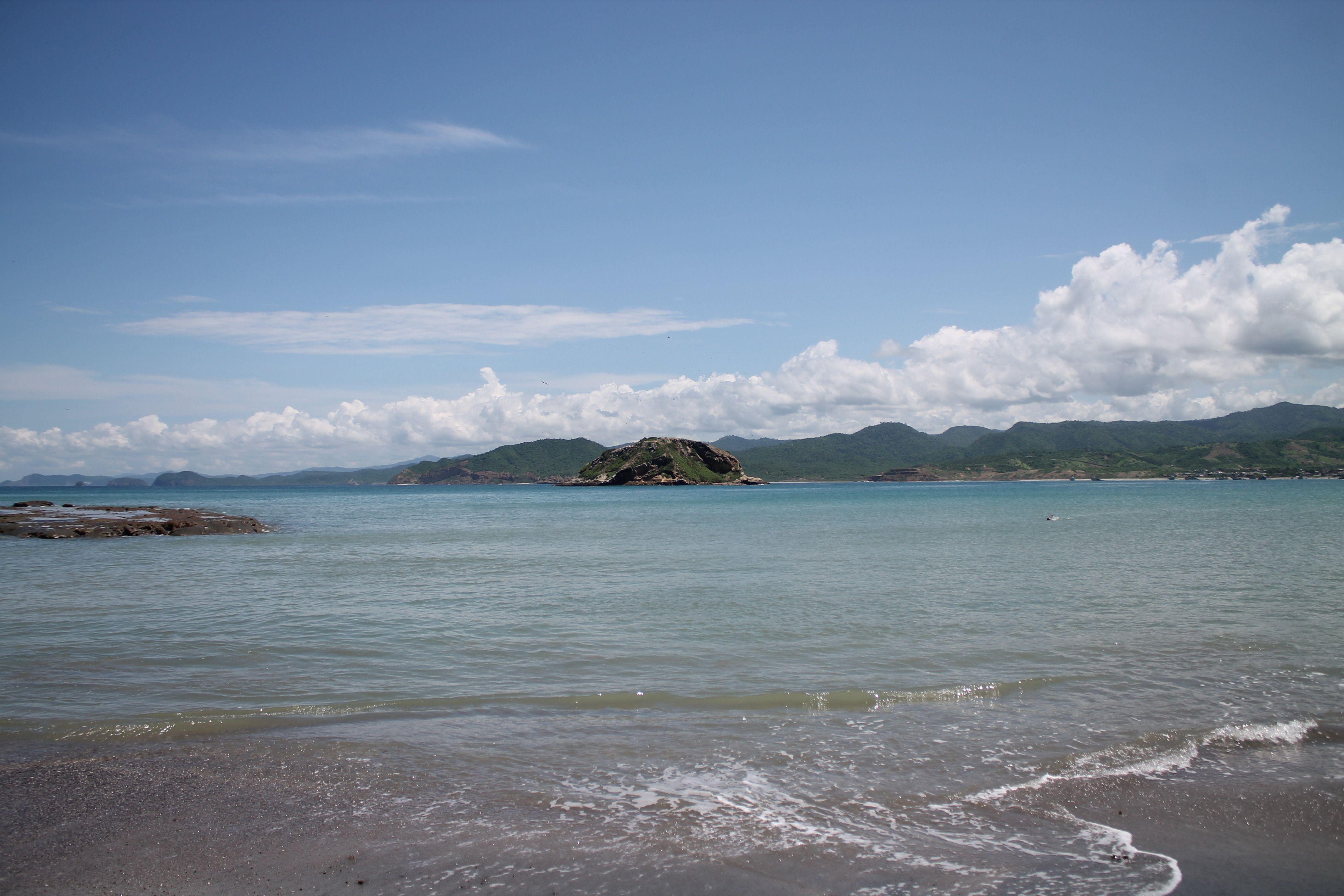 Priete Beach, Ecuador