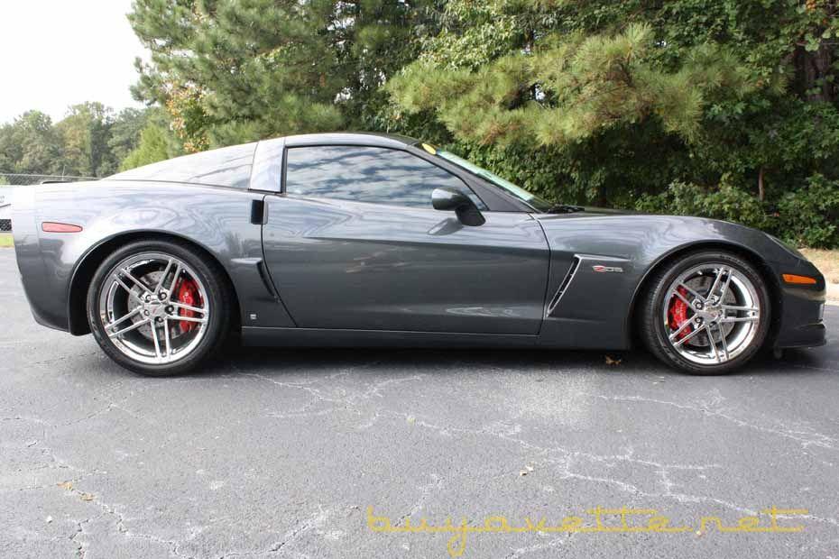 2009 Corvette Z06 2LZ For Sale at Buyavette® Atlanta