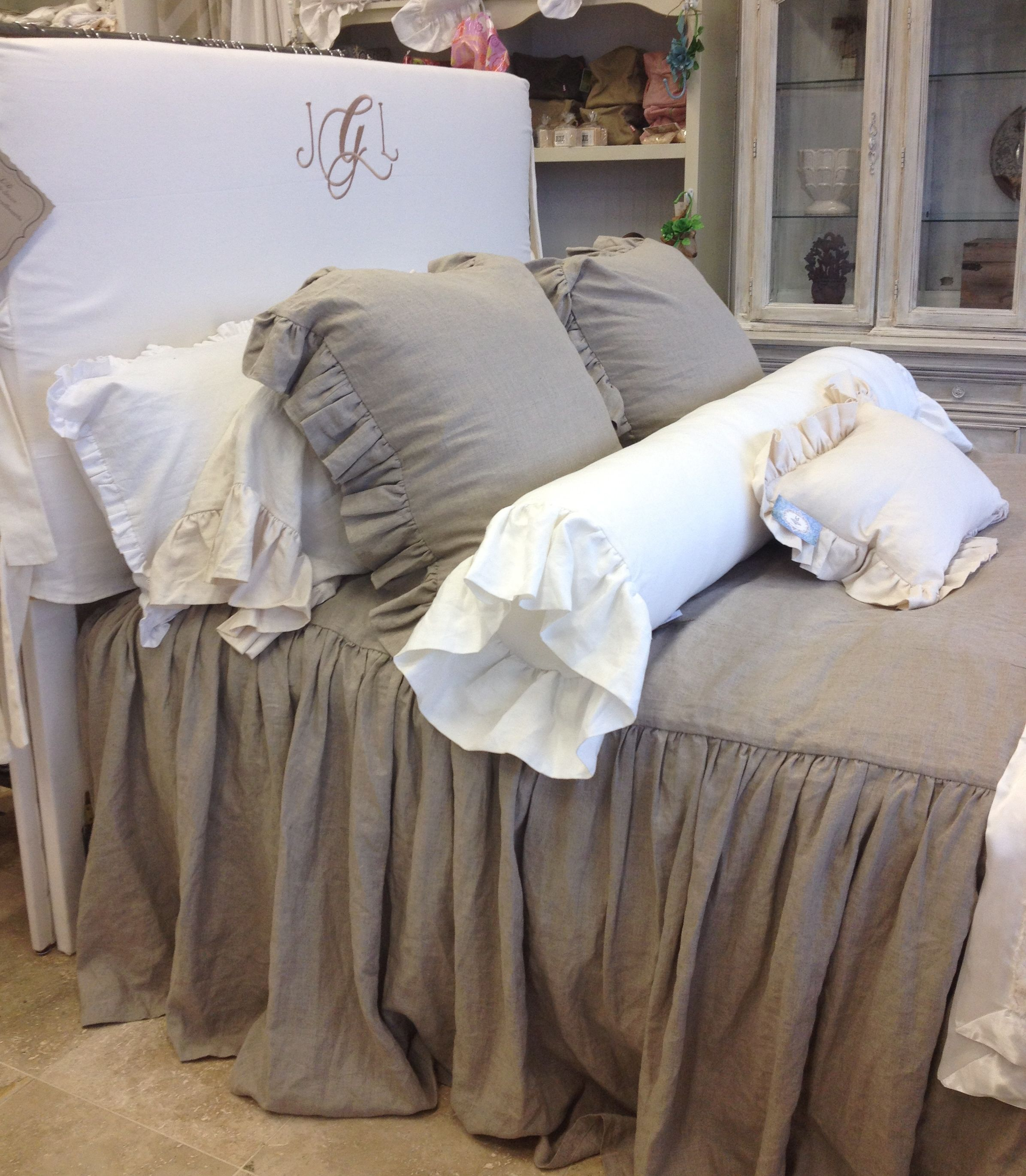 Linen Bedspreads, custom made to order at ld linens ...