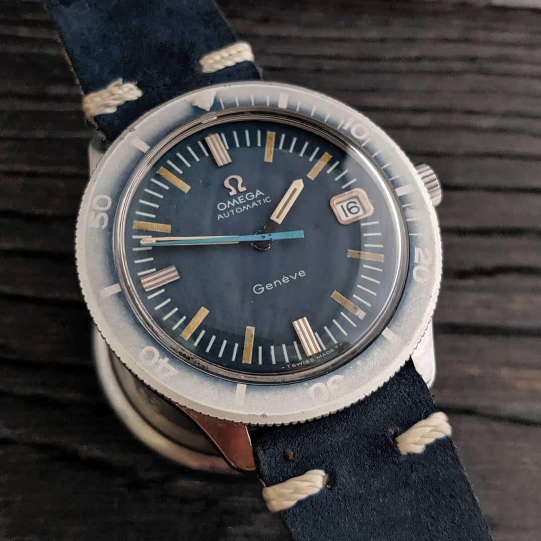 Awesome Vintage Omega Geneve