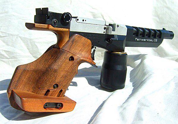 Pin on Air Rifle/Pistol