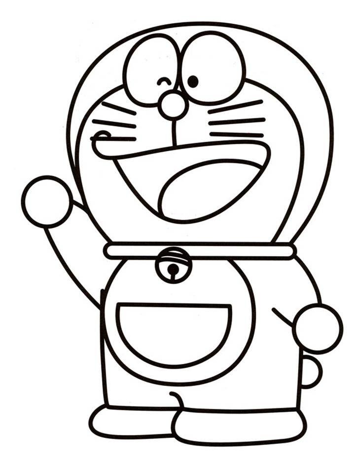 Doraemon | Coloring Book | Pinterest