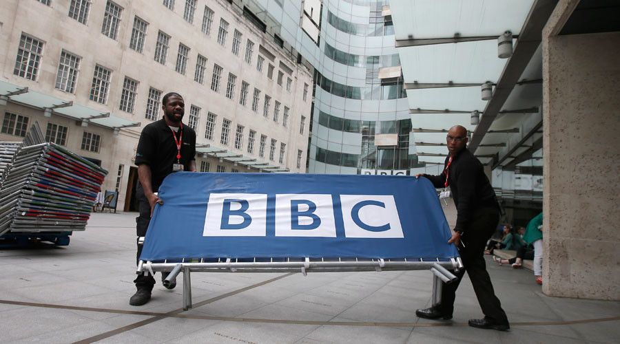BBC journalist resigns over 'biased' Middle East coverage  http://pronewsonline.com  © Peter Nicholls