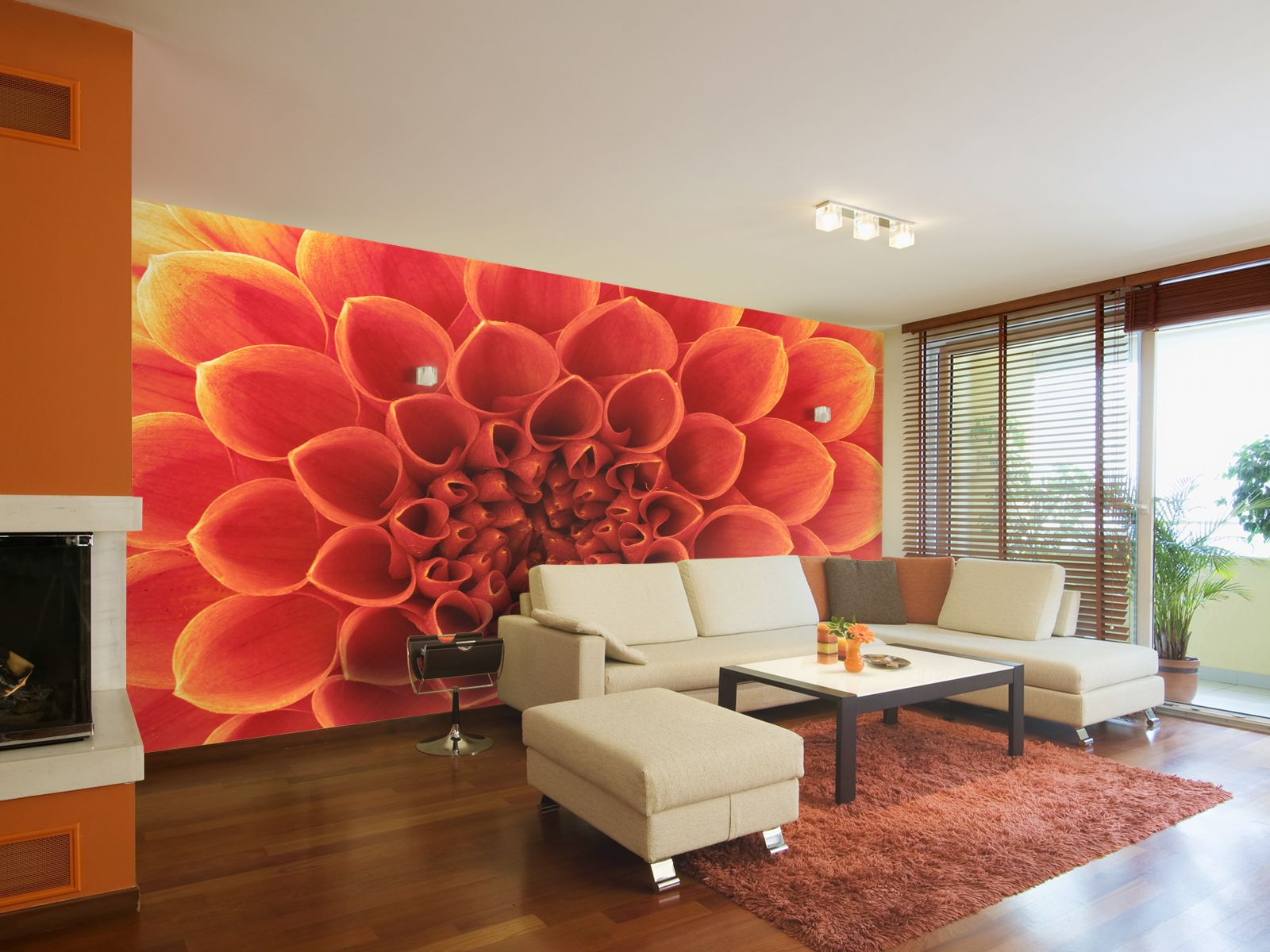 tips on choosing the right feature wall in your home. | furniture
