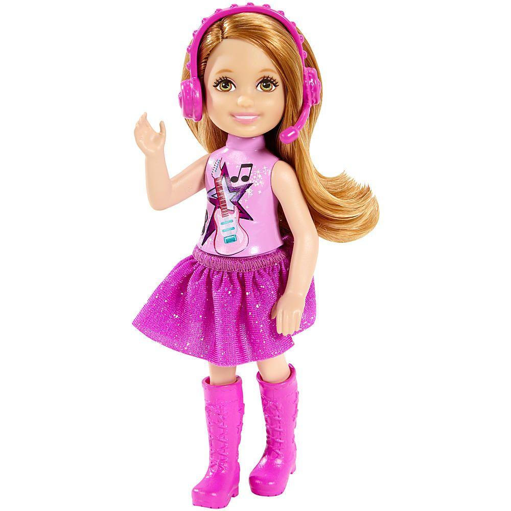Barbie Sisters Chelsea™ Friends Pop Star - Toys & Games ...