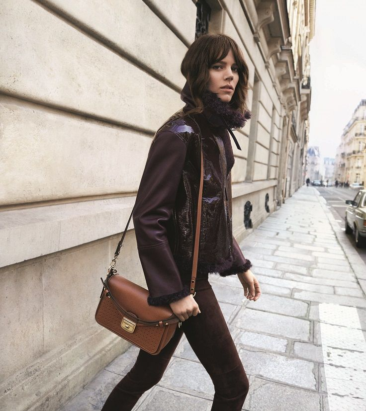 Casual and confident: a new femininity Mademoiselle Longchamp: a ...