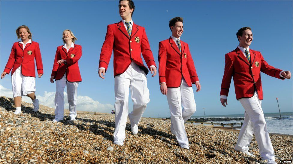 Red Coat Butlins