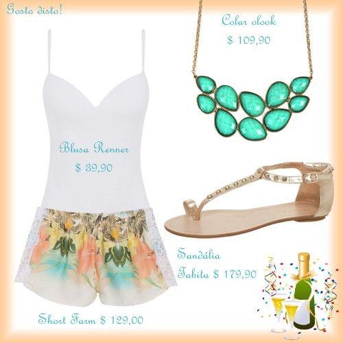 O que usar no Réveillon - What to wear in the Réveillon