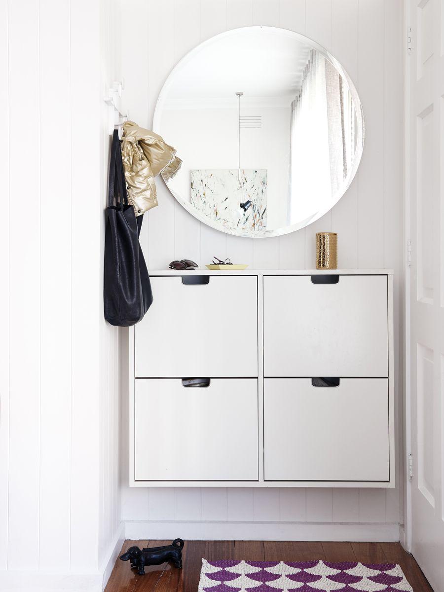 Schuhschrank ikea ställ  Ikea 'Ställ' shoe cabinet | Ikea L❤VE | Pinterest | Flure und ...