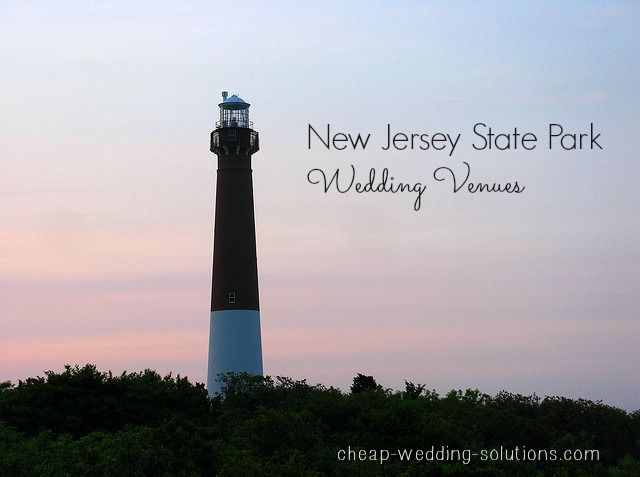Affordable new jersey wedding venues cheap wedding venues wedding list of new jersey state parks for your cheap wedding venue junglespirit Choice Image