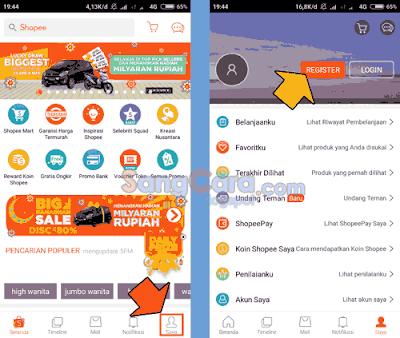 Temukan cara belanja online di Shopee bayar lewat Indomaret ...