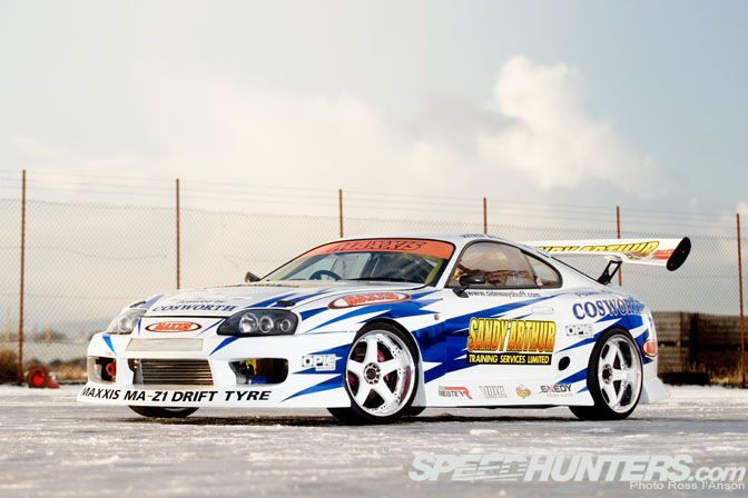 For The Next Category In The Speedhunters Awards We Have A